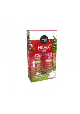 HIDRA - KIT SH+COND. LEITE DE COCO & COLÁGENO 300ML