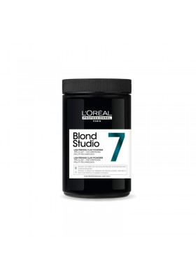 BLOND STUDIO 7 LIGHTENING CLAY POWDER MULTI-TECHNIQUES 500G