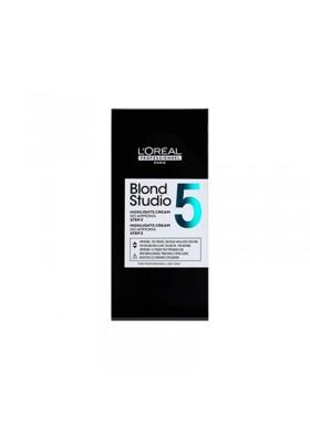 BLOND STUDIO 5 HIGHLIGHTS CREAM STEP 2 MAJIMECHES 6X25G