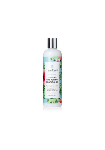 SOOTHE ME COCNUT MINT CURLS REFRESHER CONDITIONER 300ML
