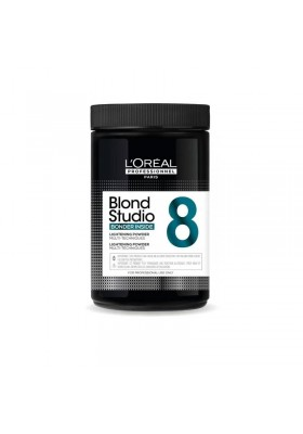 BLOND STUDIO 8 BONDER INSIDE LIGHTENING POWDER MULTI-TECHNIQUES 500G