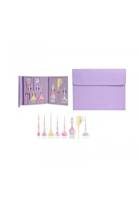 SUMMER CAMP KIT 8 COLOR BRUSHES LIMITED EDITION