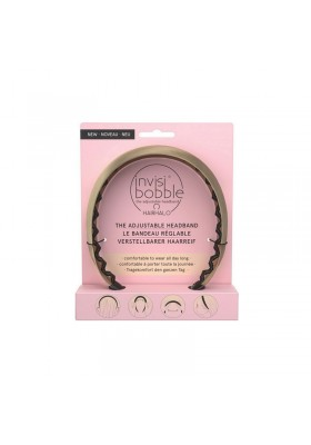 INVISIBOBBLE ADJUSTABLE HEADBAND HAIRHALO LET'S GET FIZZYCAL