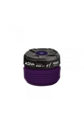AGIVA SPIDER WAX HEAVY HOLD 175ML
