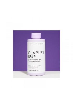 OLAPLEX Nº 4P BLONDE ENHANCER TONING SHAMPOO 250ML