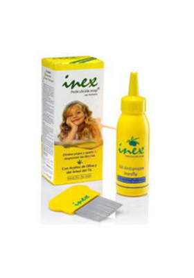 INEX ANTI-PIOJOS 100 ML