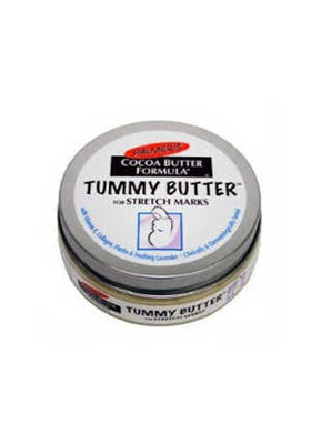 COCOA BUTTER TUMMY BUTTER FOR STRETCH MARKS 125GR