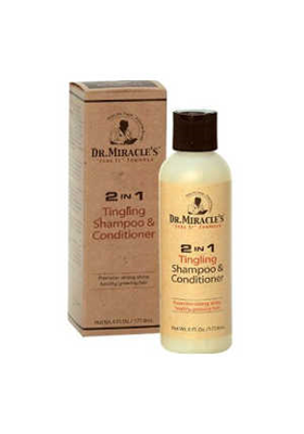 DR.MIRACLES TINGLING SHAMPOO CONDITIONER 177.6 ML 177.6 ML