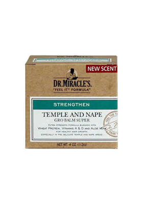 DR.MIRACLES TEMPLE AND NAPE BALSAMO SUPER113 GRS