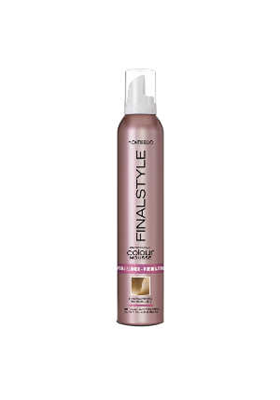 FINALSTYLE COLOUR MOUSSE BLONDE 320 ML
