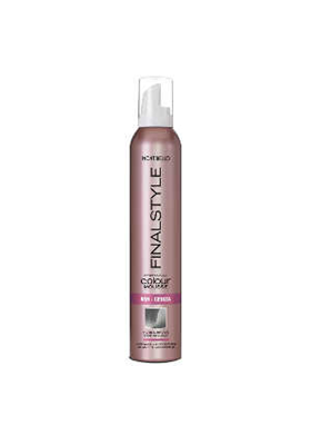 FINALSTYLE COLOUR MOUSSE ASH 320 ML