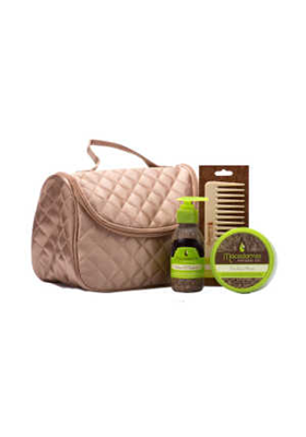 PACK QUILTED SATIN BAG PROMO