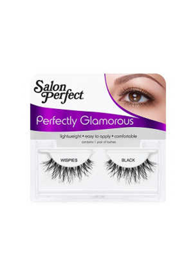 BIFULL PESTAÑAS COMPLETAS WISPIES BLACK (PERFECTLY GLAMOROUS)
