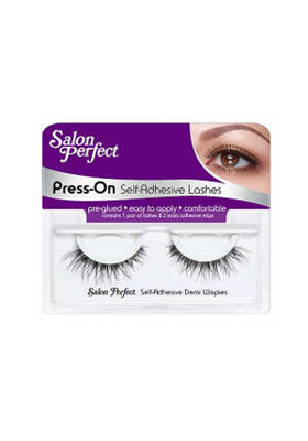 BIFULL PESTAÑAS COMPLETAS AUTOADHESIVAS DEMI WISPIES BLACK (PERFECTLY PRESS-ON)