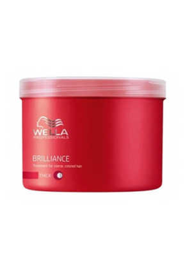 BRILLIANCE Mask Cabello Grueso 500ml
