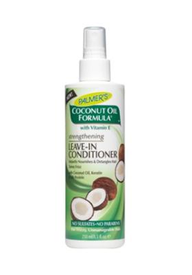 COCONUT OIL LEAVE-IN CONDITIONER 250ML