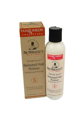 DR.MIRACLES RELAXED HAIR POTION 177ML