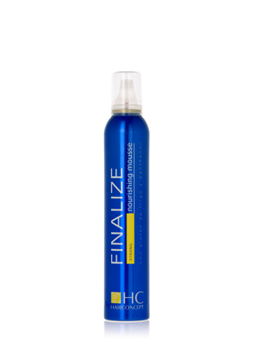 FINALIZE - STRONG NOURISHING MOUSSE 300 ml
