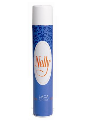 LACA SPRAY NELLY 750 ML.