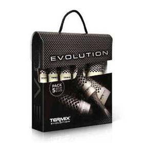 TERMIX MALETIN 5 CEPILLOS EVOLUTION SOFT