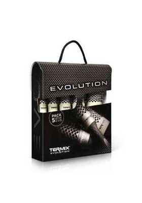 TERMIX MALETIN 5 CEPILLOS EVOLUTION SOFT