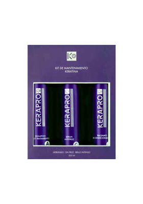 KERAPRO KIT MANTENIMIENTO 3X225ML