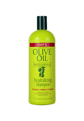 OLIVE OIL NEUTRALIZING SHAMPOO 1000ML