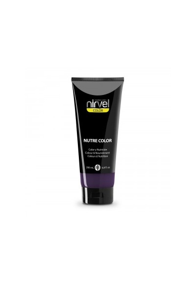 NUTRE COLOR BERENJENA OSCURO 200ML
