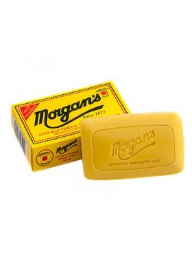 MORGAN'S ANTI-BACTERIAL MEDICATED SOAP 80GR