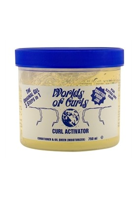 CURLS GEL ACTIVATOR EXTRA DRY HAIR 400ML
