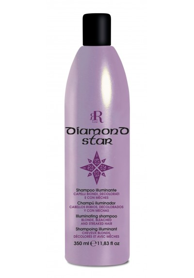CHAMPU ILUMINADOR DIAMOND STAR 350ML