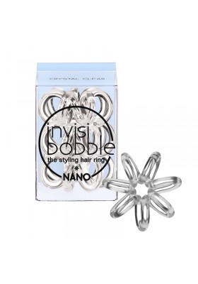 COLETERO INVISIBOBBLE NANO CRYSTAL CLEAR