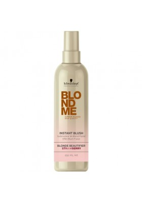BLONDME INSTANT BLUSH FRESA 250ML
