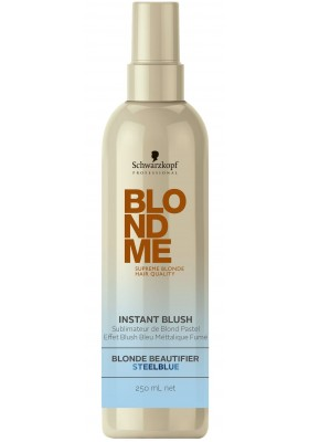 BLONDME INSTANT BLUSH AZUL ACERO 250ML